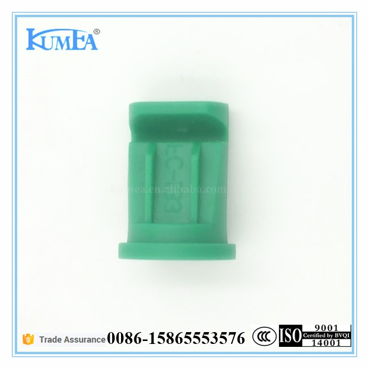 High grade fan cone K series Plastic spray nozzle