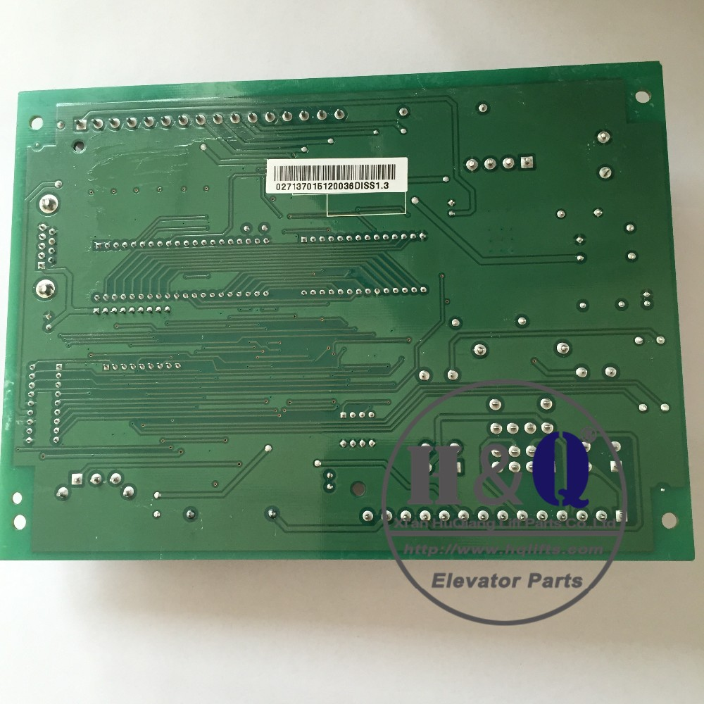 XIZI elevator door communication board DISS XAA26805A1 XTID30 V2.0