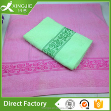 bulk wholesale cheap custom magic softtextile organic cotton bath towel