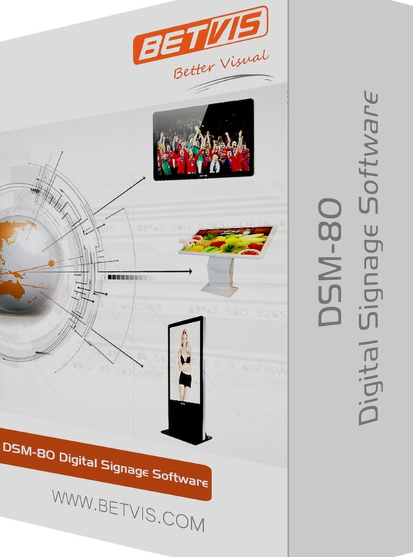 Easy-to-use 3g digital signage free software download