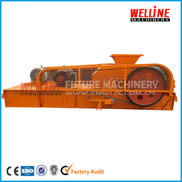 coal limestone marble granite coconut shell roller crusher/ double roll crusher/ roller crusher