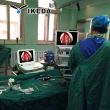 IKEDA Light Source Optic Integrated ENT Endoscope