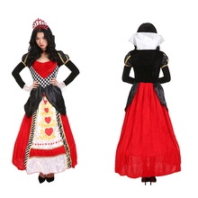 New Lady's Luck Princess Fancy Dress For Girls Halloween Carnival Masquerade Cosplay Party Costumes