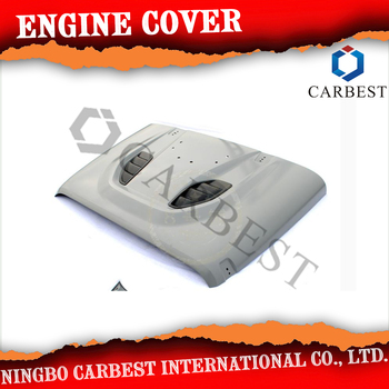 Hot Selling Engine Cover Hood Cover For Jeep Wrangler 2007+