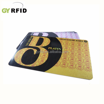 NFC Metal Credit Cards For Promotion Gifts