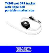 micro sim card gps tracker with long battery life for animals