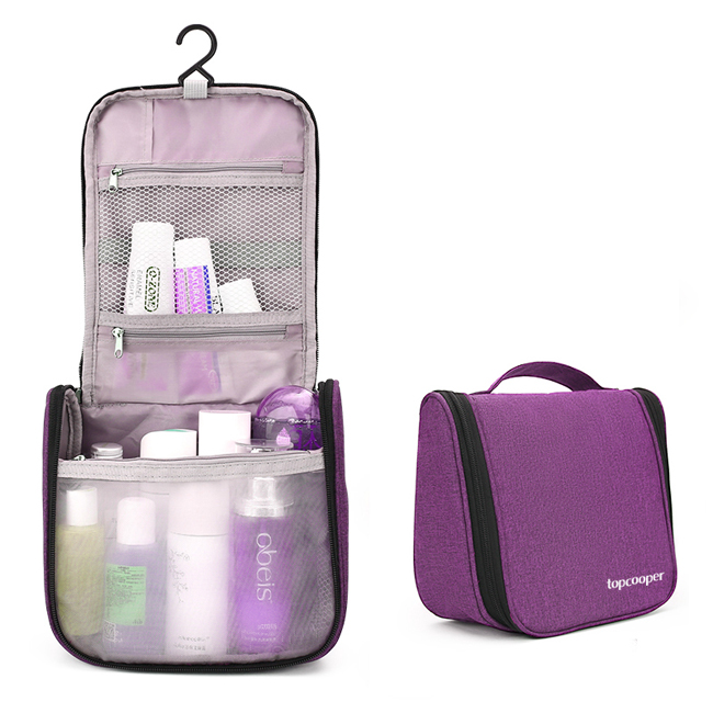 2018 New 600D Polyester Hanging Toiletry For <strong>Travel</strong> For Women And Men