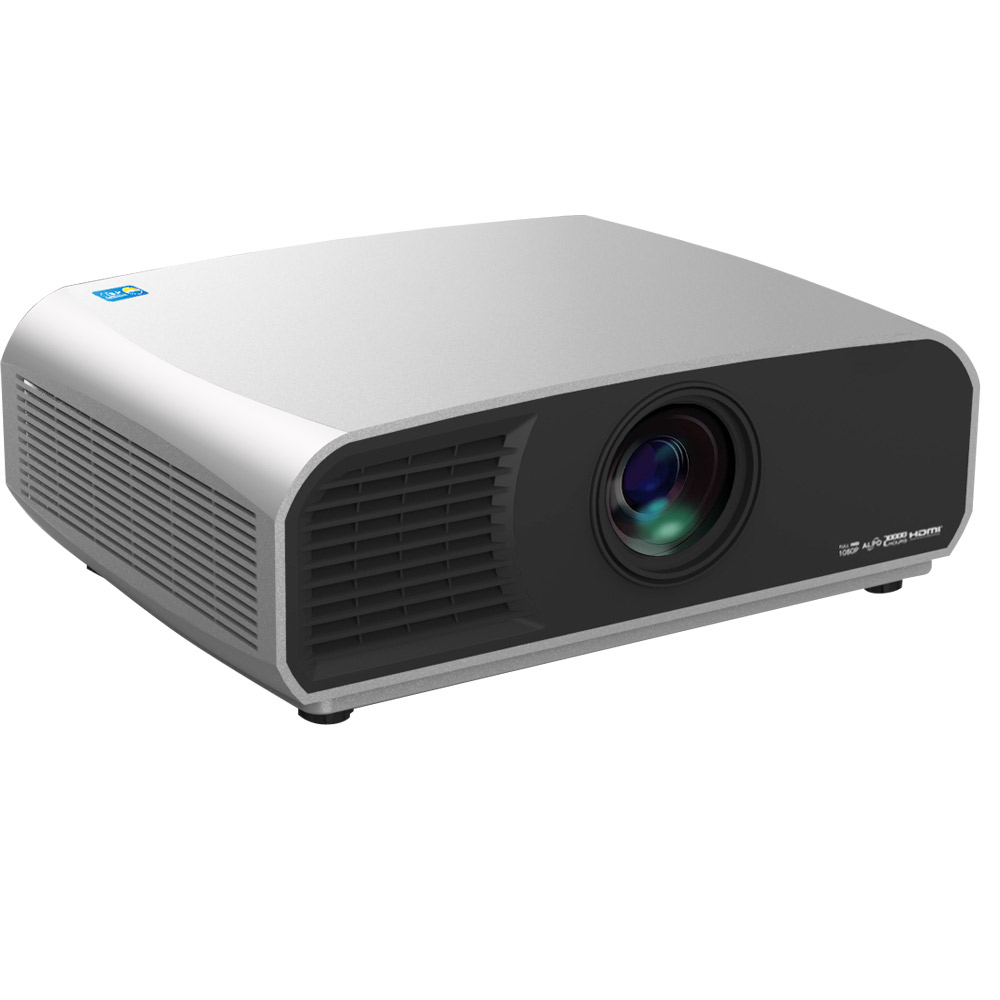 2017 FULL HD 1080P to 4K 12000 Lumens Outdoor 3D Mapping Laser Projector