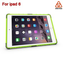 Guangdong new design product for ipad 6 tpu+pc case ,phone case for ipad 6