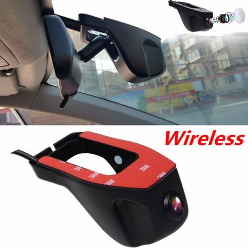 Popular 1080P HD Night Vision wireless car front view camera