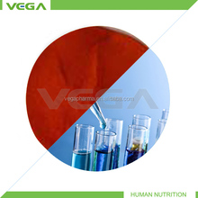 aquaculture feed coated beta carotene feed grade fish feed produced by zhejiang Vega