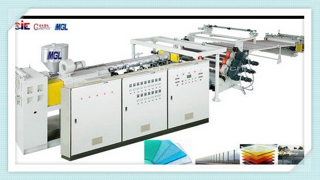 Multifunctional good quality ps foam sheet production line