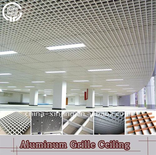 metal grill ceiling/ decorative false ceiling