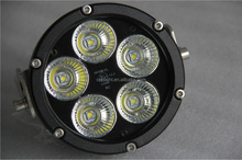 Guangzhou factory wholesale 4 icnh 50watt off-road led work light driving