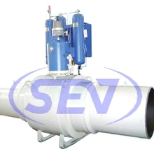 Fully-welded Ball Valve(API) used for gas,oil,water pipeline.