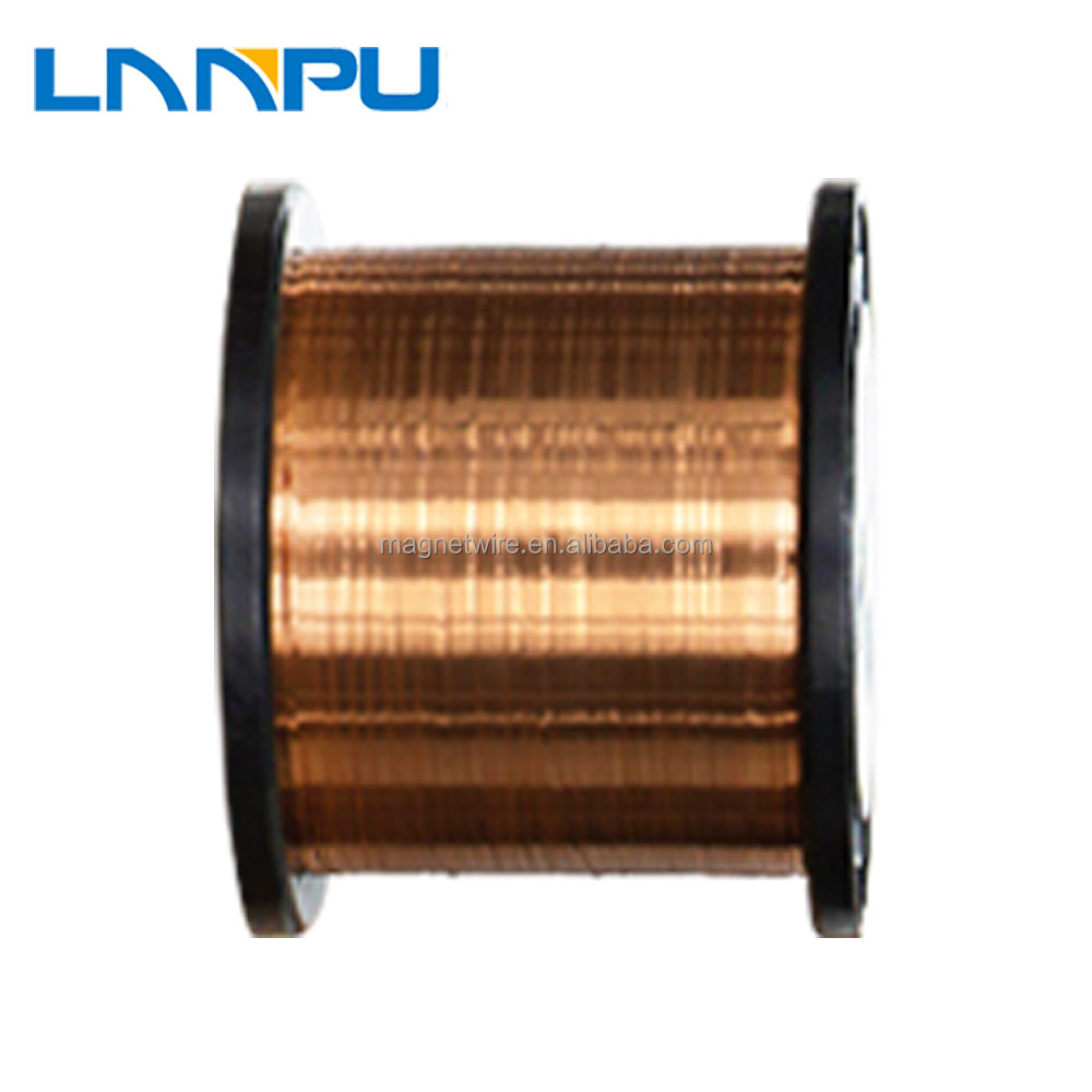 UL Recognized Class 220 rectangular Enamelled Copper Wire