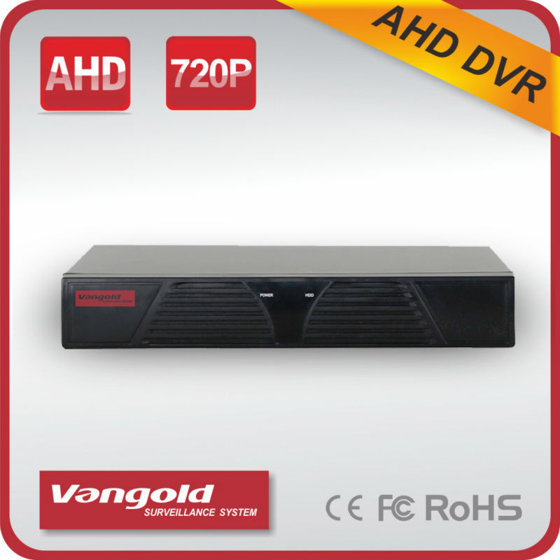 hard disk portable dvr digital video recorder 4CH Recording Playback