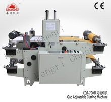 Automatic Top Quality Kiss Cut/ Half Cut Sheet Cutting Machine