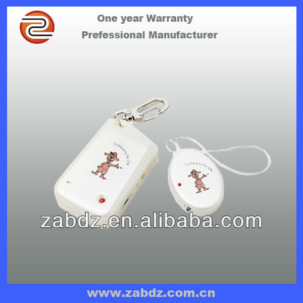 hand held wireless mobile phone anti lost alarm personal alarm