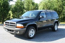 2002 Dodge Durango SXT used car