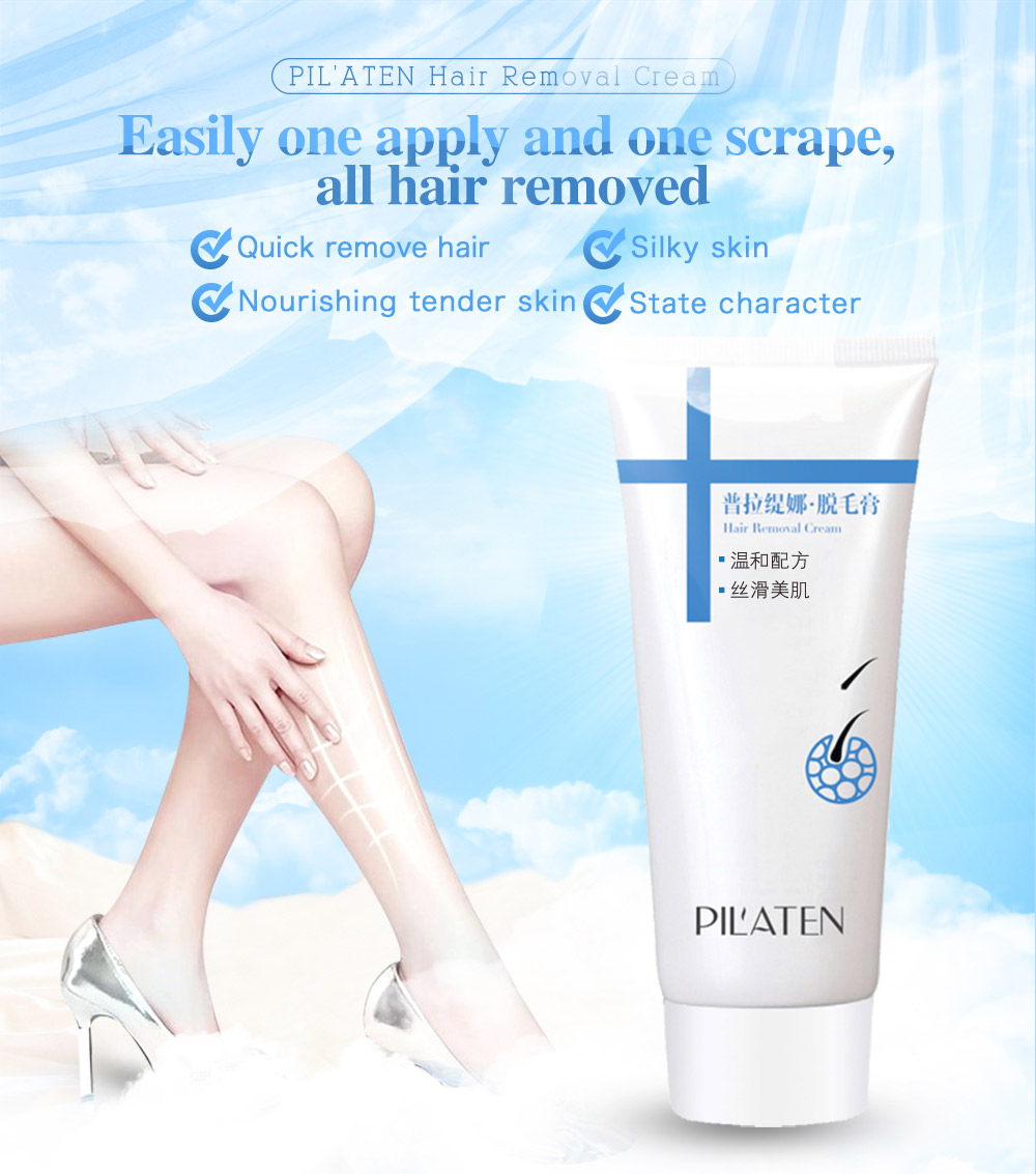 10Years Factory Sell PIL'ATEN Hair Removal Cream Beauty Personal Care Hair Removal Cream