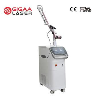 Picosecond laser technology acne treatment tattoo pigment removal 1064nm 532nm picosure