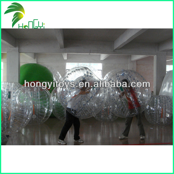 Outdoor Adult Play Tranparent Excellent Quality Inflatable Bumper Balls For Adults