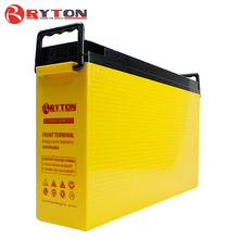 RYTON power 12v 7.2ah dry cell 6-dzm-20 battery for 15kw solar system with good DoD performance
