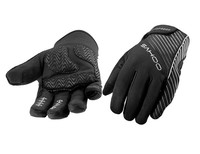 Customized high quality bicycle leather gloves