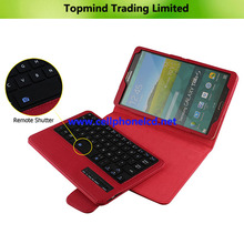 Topmind Wireless Bluetooth Keyboard Case for Samsung Android Tablet