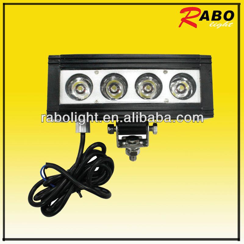 Mitsubishi l200 accesorios 20w barra de luz led sistema de for Barra de luz led