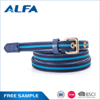 Alfa Wholesale Products Navy Stripe Ptterned