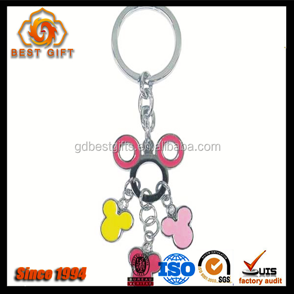 Lively Mouse Strap Guangdong Wholesaler Mobile Charm Key Chain