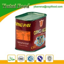 Chinese Tinned Corned Beef Manufacturer