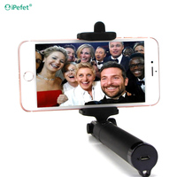 2016 New selfie stick Mobile phone case, phone case with selfie stick