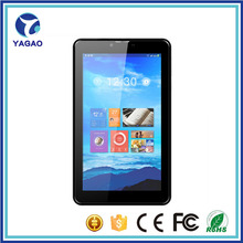 "Bulk wholesale android tablet 7"" MTK cpu with 5mp camera 3g phone call tablet pc"