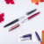 Luxury good quality cheap custom logo twist metal roller ball pen for business gift