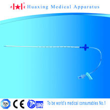 Disposable sterile single lumen central venous catheter 18Ga for children