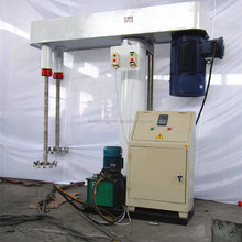Shandong sales of hydraulic lifting biaxial silicone rubber disperser