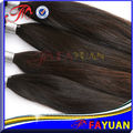 100% Filipino Virgin Hair Natural Color natural straight hair extensions