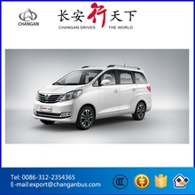 Changan Brand passenger mini van(MPV) with torbo in its engine