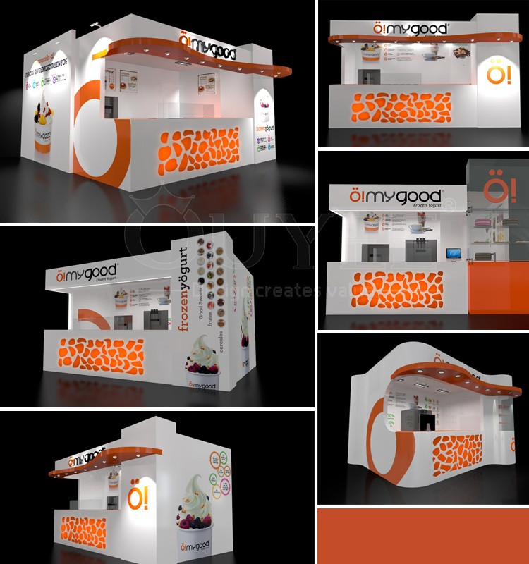 Miraculous 3D Design Shopping Mall Suppliers Modern Wood Bread Display Rack Dessert Store Max Ice Cream Shop Frozen Yogurt Kiosk For Sale View Frozen Dessert Download Free Architecture Designs Scobabritishbridgeorg