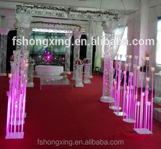 Wholesale crystal wedding decorative glass candle holder candelabra for party decoration buy - A buying guide for decorative candles ...