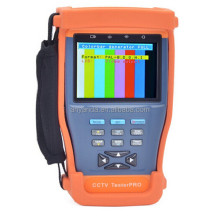 Shenzhen Hot Sale Multifunction 3.5 tft Analog CCTV Camera Tester