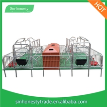 Pig Farming Equipment Hog Farrowing Crate Cage for Pigs