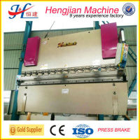 MB8 250/4000 cnc hydraulic plate press brakes , door frame bending machine , steel plate bender machine