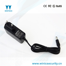 input 100 240v ac 50/60hz output 12v dc 1a power supply adapter for cctv