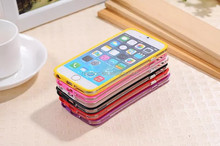 Hot selling Slim soft TPU Bumper Frame Case cover side protector for Blackberry Q5