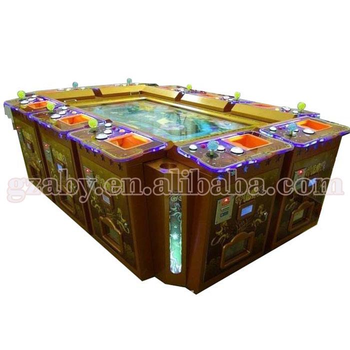 High profit casino fishing game machine shark king legend for Fish game gambling