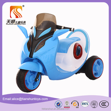 Factory wholesale kids ride on 3 wheel toy motorcycle electric
